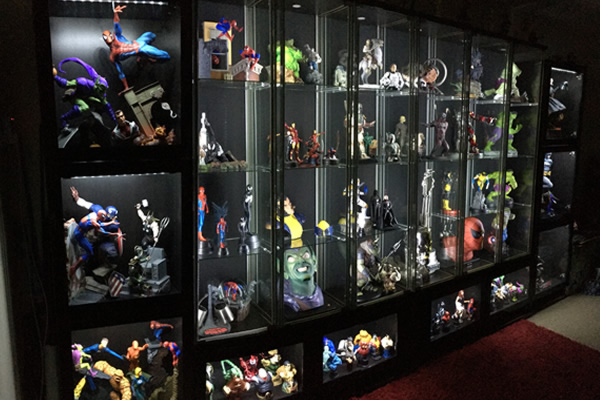 Home display cabinet 1